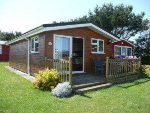 Self catering Cornwall Chalet to rent / hire near Padstow